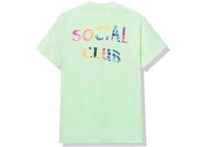 Anti Social Social Club Gemini Tee Green (FW20)の写真