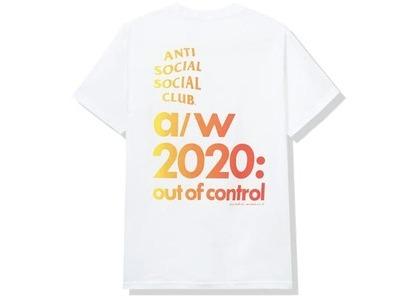 Anti Social Social Club 2020 Tee White (FW20)の写真