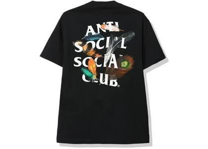 Anti Social Social Club Birdbath Tee Black (FW20)の写真