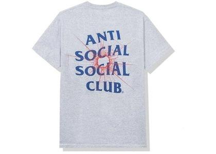 Anti Social Social Club Theories Tee Gray (FW20)の写真