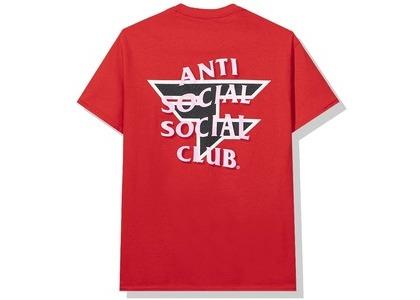 Anti Social Social Club Faze Clan Tee Red (FW20)の写真