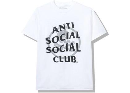 Anti Social Social Club x Neighborhood Cambered White Tee Tee White (FW20)の写真