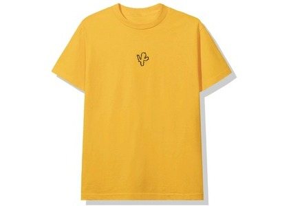 Anti Social Social Club x CPFM Tee Yellow (FW20)の写真