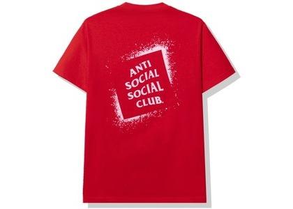 Anti Social Social Club Toy Tee Red (FW20)の写真