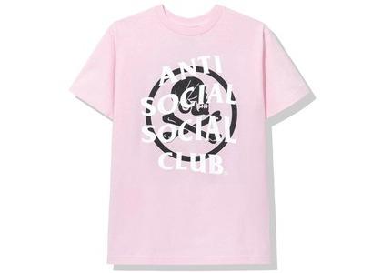 Anti Social Social Club x Neighborhood Cambered Pink Tee Tee Pink (FW20)の写真