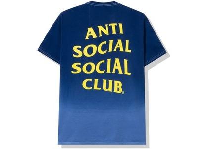 Anti Social Social Club Gone Tee Blue (FW20)の写真