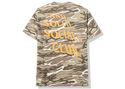 Anti Social Social Club True Colors Desert Tee Camo (FW20)の写真