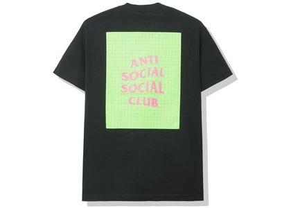 Anti Social Social Club Sugoi Tee Black (SS20)の写真