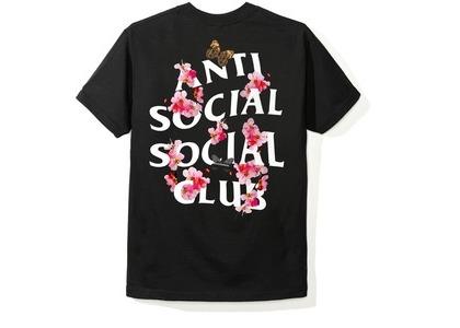 Anti Social Social Club Kkoch Tee Black (SS20)の写真