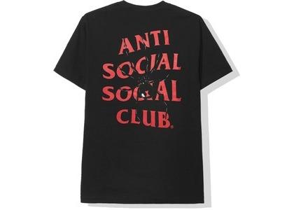Anti Social Social Club Bitter Tee Black (SS20)の写真
