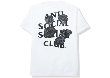Anti Social Social Club Bat Emoji Tee White (SS20)の写真
