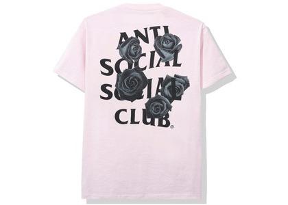 Anti Social Social Club Bat Emoji Tee Pink (SS20)の写真