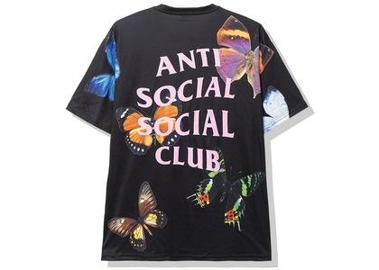 Anti Social Social Club Ashton Tee Black (SS20)の写真
