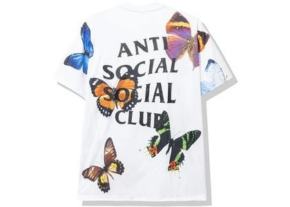 Anti Social Social Club Ashton Tee White (SS20)の写真