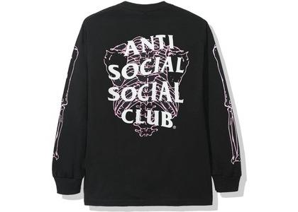Anti Social Social Club Car Underwater Long Sleeve Tee Black (SS20)の写真
