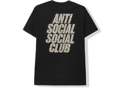Anti Social Social Club Kitten Tee Black (SS20)の写真