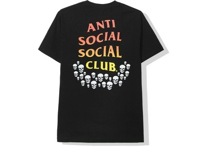 Anti Social Social Club Tanner Tee Black (SS20)の写真