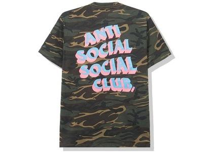 Anti Social Social Club Popcorn Tee Camo (SS20)の写真