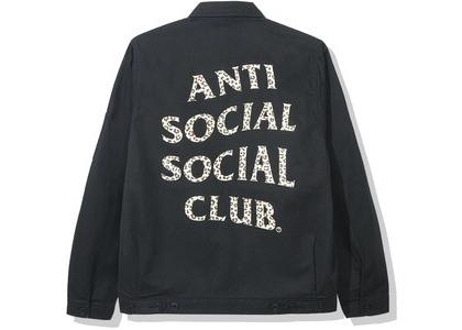 Anti Social Social Club Lube Jacket Black (SS20)の写真