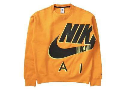 Kim Jones × Nike Crew Sweat Circuit Orange の写真
