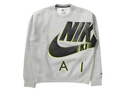 Kim Jones × Nike Crew Sweat Grey Heatherの写真