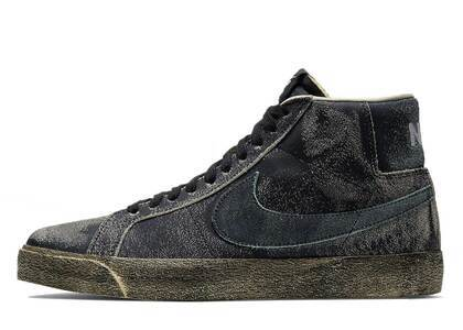 Nike SB Blazer Mid Faded Blackの写真