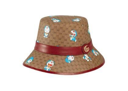 Doraemon x GUCCI Bucket Hat Beigeの写真