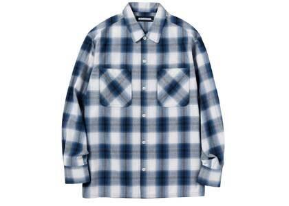Neighborhood B&C C-Shirt L/S Blue の写真