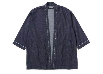 Neighborhood Gown-D C-Shirt L/S Indigo の写真