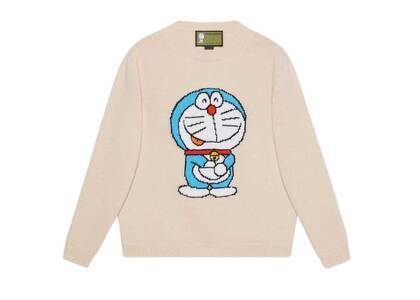 Doraemon x GUCCI Wool Sweater Ivoryの写真