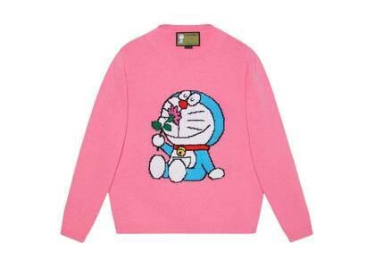 Doraemon x GUCCI Wool Sweater Pinkの写真