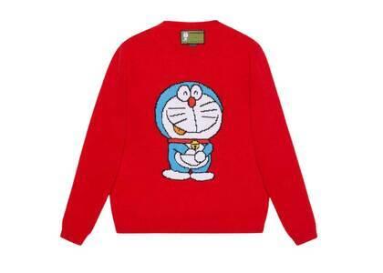 Doraemon x GUCCI Wool Sweater Redの写真