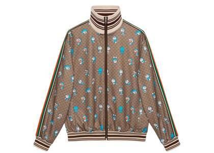 Doraemon x GUCCI GG Zip-Up Jacket Beigeの写真