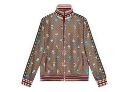 Doraemon x GUCCI Technical Jersey Jacket Beigeの写真