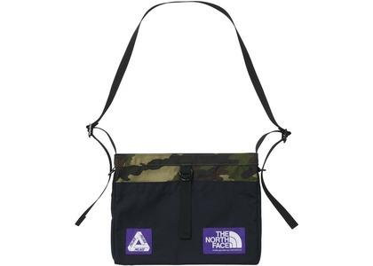 TNF × Palace Purple Label Cordura Nylon Shoulder Bag Navy (SS21)の写真