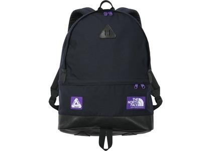 TNF × Palace Purple Label Cordura Nylon Day Pack Navy (SS21)の写真