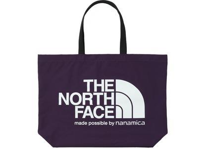 TNF × Palace Purple Label Logo Print Tote Bag Purple (SS21)の写真