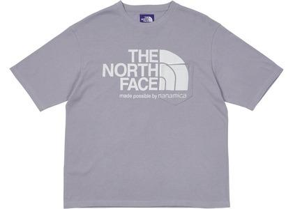 TNF × Palace Purple Label H/S Logo T-Shirt Purple (SS21)の写真
