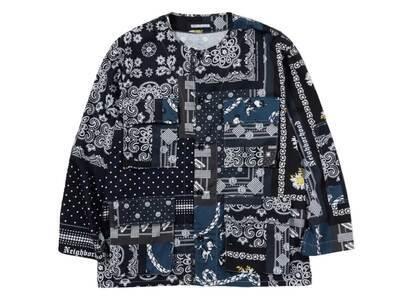Neighborhood Bandana NS C-shirt L/S Blackの写真