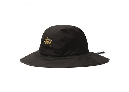 Stussy Gore-Tex Storm Shell Hat Blackの写真