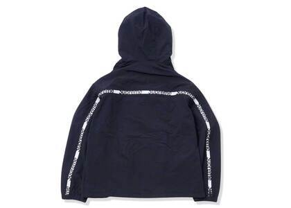 Supreme Reflective Zip Hooded Jacket Black  (SS21)の写真
