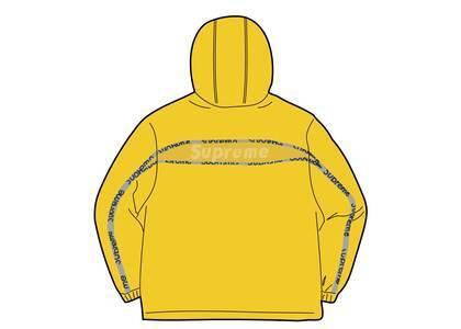Supreme Reflective Zip Hooded Jacket Yellow  (SS21)の写真