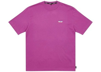 Palace Basically A T-Shirt  Purple (SS21)の写真
