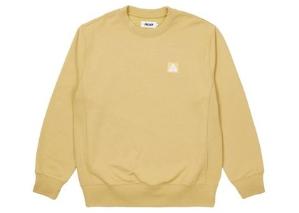 Palace Square Patch Crew Sand (SS21)の写真