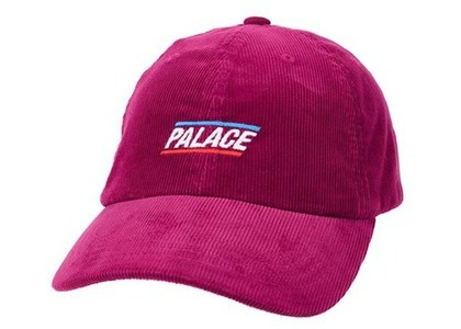 Palace Basically A Cord 6-Panel Wine (SS21)の写真