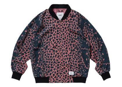 Wtaps W1 Jacket Polu Faille Camo Pinkの写真