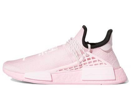 Pharrell Williams × adidas NMD Hu Pinkの写真
