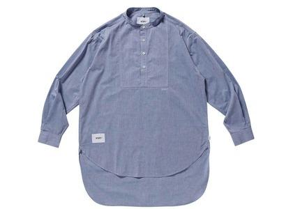 Wtaps Blb L/S Cotton Chambray Blueの写真