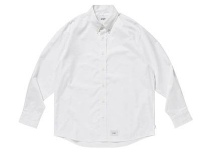 Wtaps Blb L/S Cotton Chambray Whiteの写真