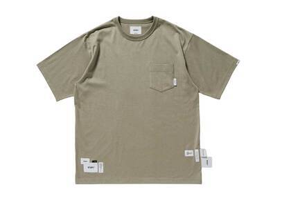 Wtaps Insect 01 SS Copo Beigeの写真